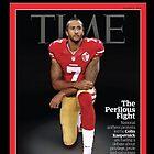 Colin Kaepernick Time Cover by DongSchlongson