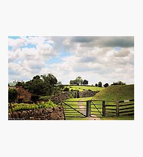 English Country Landscapes 5 Photographic Print