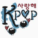 sarang hae KPOP typo by cheeckymonkey