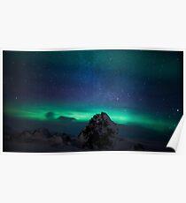 Northern Lights/Aurora Poster