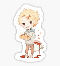 mini mm- yoosung Sticker
