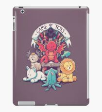 Game Of Toys iPad Case/Skin