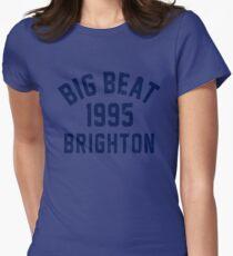 Big Beat Tailliertes T-Shirt