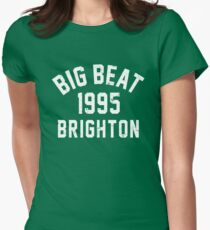Big Beat Tailliertes T-Shirt