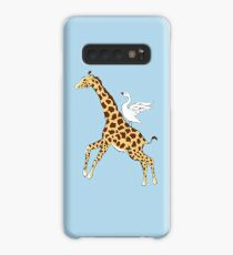 Neck Yes Case/Skin for Samsung Galaxy