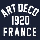Art Deco by ixrid