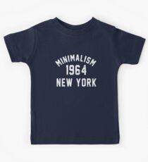 Minimalism Kids Tee
