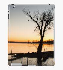 Saratoga Lake iPad Case/Skin