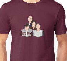 'Derek' / 'Ricky Gervais' / 'Karl Pilkington' Vector Artwork Unisex T-Shirt
