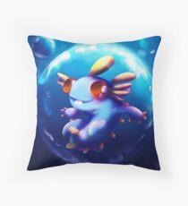Murloc Bubble Throw Pillow