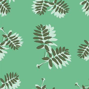 Pattern of leaves by NataliaL