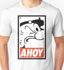 Ahoy Popeye T-Shirt