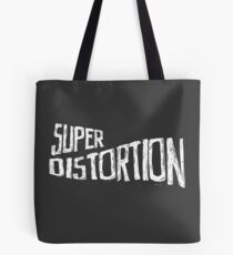 Super Distortion Tote Bag