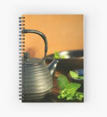 Relaxing Day Spiral Notebook