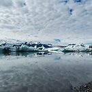 Jökulsárlón View by kernuak