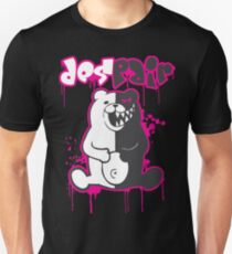 Danganronpa: Monokuma - Despair (Pink) T-Shirt