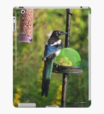 One for sorrow iPad Case/Skin