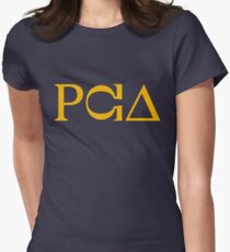 PC Delta Womens Fitted T-Shirt