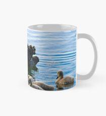 Black Swan Family Mug