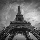 Le Tour Eiffel by humblebeeabroad