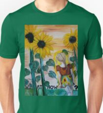 In the Sunflower Forest T-Shirt