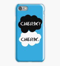 Cherik - TFIOS iPhone Case/Skin