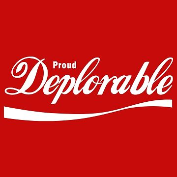 Proud Deplorable by The-Tee-King