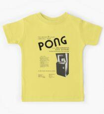 PONG Kids Tee