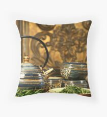 Live Fresh Throw Pillow