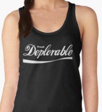 Proud Deplorable Women's Tank Top