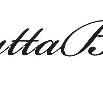 #ButtaBenzo von GrybDesigns