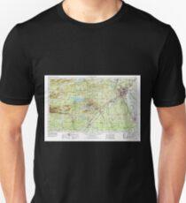 USGS TOPO Map Arkansas AR Little Rock 260603 1955 250000 T-Shirt