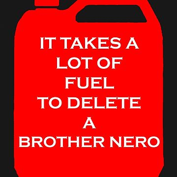 Delete A Brother Nero by LordKeegan