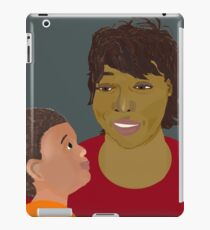 Guess What? I Love You iPad Case/Skin