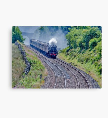 The Fellsman Canvas Print