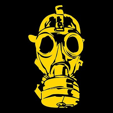 Gas Mask by kirwin85