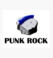 Punk Rock Photographic Print