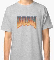 DOOM (Logo) Classic T-Shirt