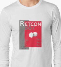 The Retcon Box Long Sleeve T-Shirt