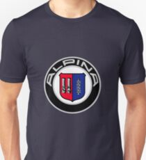 Alpina - Classic Car Logos T-Shirt