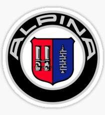 Alpina - Classic Car Logos Sticker