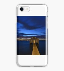 Crawley Boatshed 01 iPhone Case/Skin