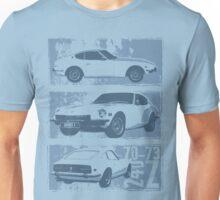 NEW Men's Classic Sports Car T-shirt Unisex T-Shirt