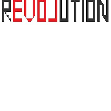 Revolution - Love reverse by TotoroXkawaii