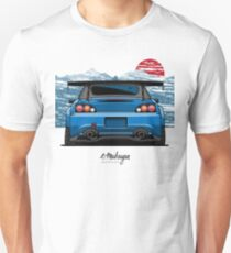 Honda S2000 (blue) Unisex T-Shirt