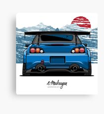 S2000 (blue) Canvas Print