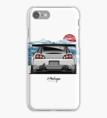 Honda S2000 (white) iPhone Case/Skin