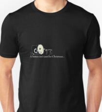 Incognita had received one inappropriate present after another... Unisex T-Shirt