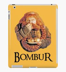Bombur Portrait iPad Case/Skin