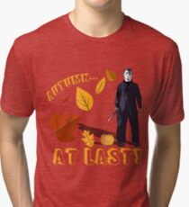 Autumn at Last Tri-blend T-Shirt